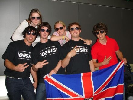 Oasis Manchester