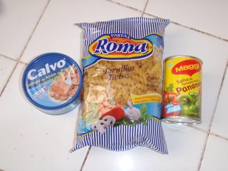 Pasta Thunfisch Panama