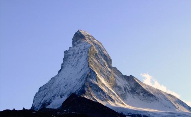 Schweiz besuchen Matterhorn