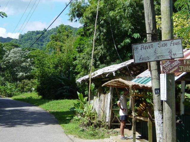 Leben auf Tobago