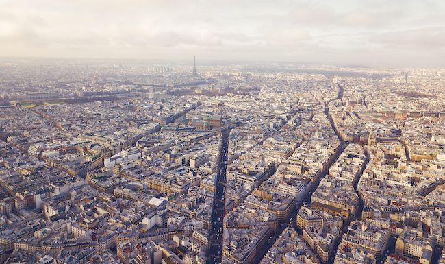 Urlaub in Paris